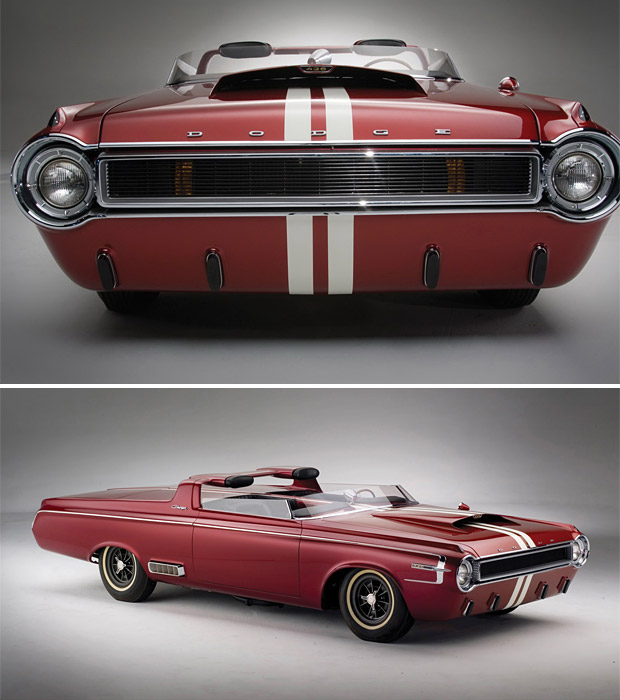 1964 Dodge Hemi Charger at werd.com