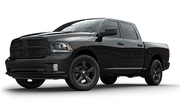 2013 Dodge RAM 1500 Black Empress at werd.com