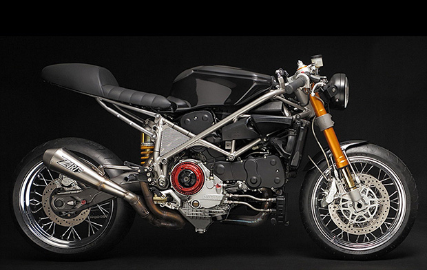 Ducati 999S by Venier Customs at werd.com