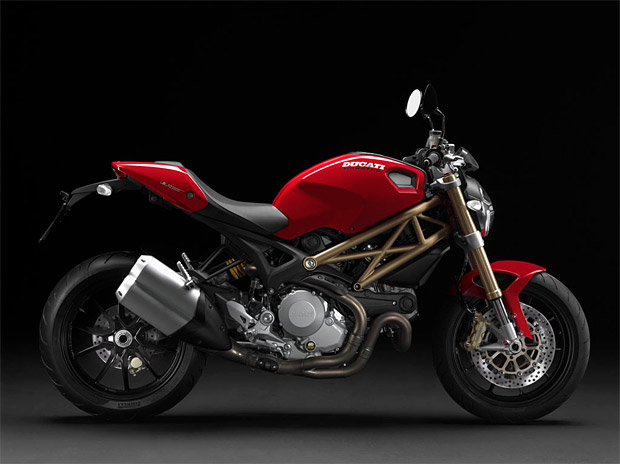 Ducati Monster 20th Anniversary Models at werd.com