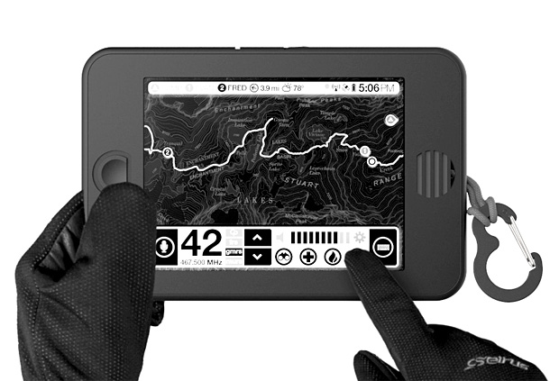 Earl Backcountry Survival Tablet at werd.com