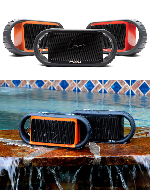 ECOXGEAR ECOXBT Waterproof Wireless Speaker at werd.com