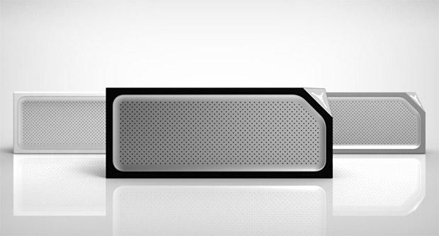 EDGE.sound Bluetooth Speaker at werd.com