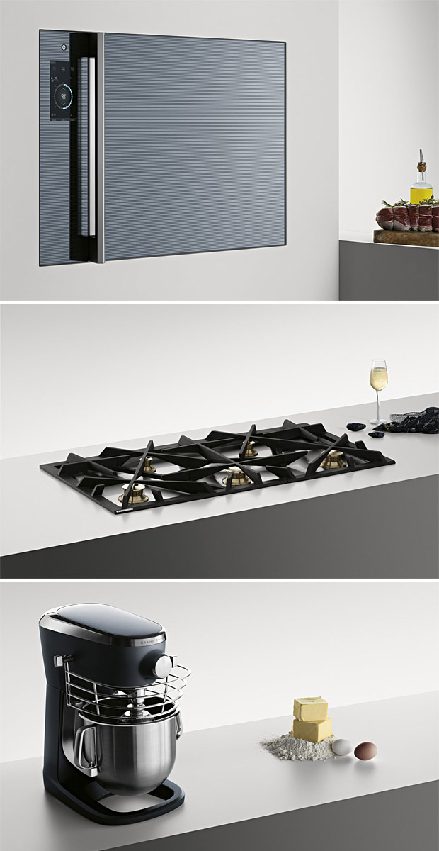 Grand Cuisine by Electrolux at werd.com