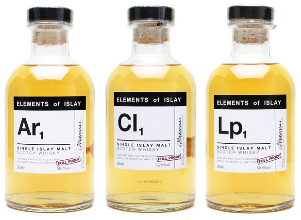 Elements of Islay Single Malt Whisky at werd.com