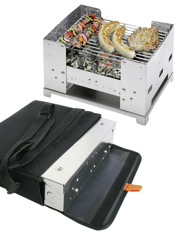 Esbit Fold-away BBQ-Box at werd.com