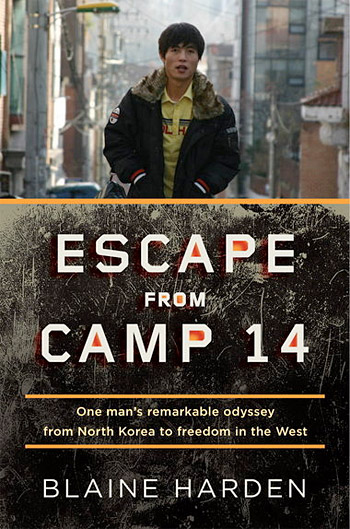Escape from Camp 14 at werd.com