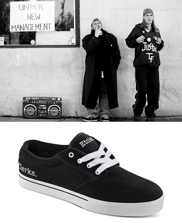 Kevin Smith x Etnies at werd.com