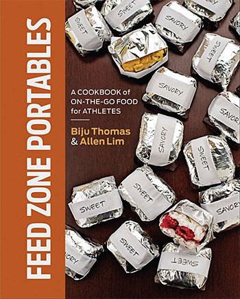 Feed Zone Portables: A Cookbook of On-the-Go Food for Athletes at werd.com
