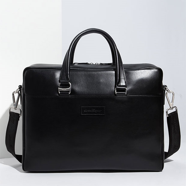 Ferragamo Boston Briefcase at werd.com