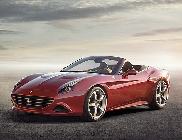 2015 Ferrari California T at werd.com