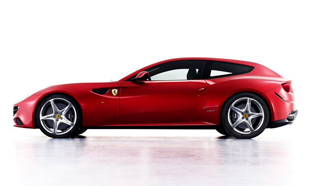 Ferrari FF at werd.com