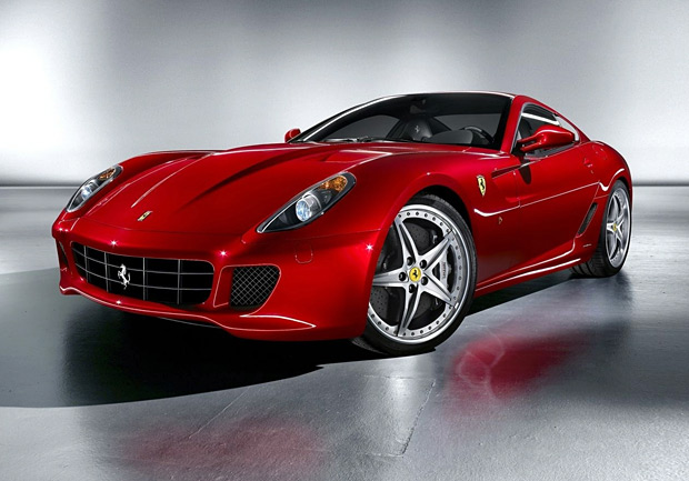 2011 Ferrari 599 GTO at werd.com