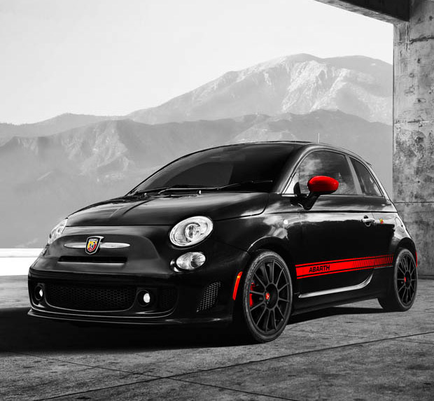 2012 Fiat 500 Abarth at werd.com
