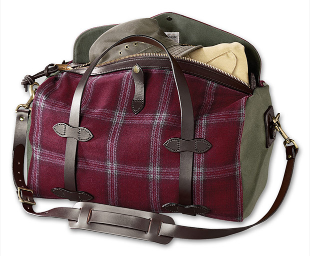 Filson Wool Duffle at werd.com