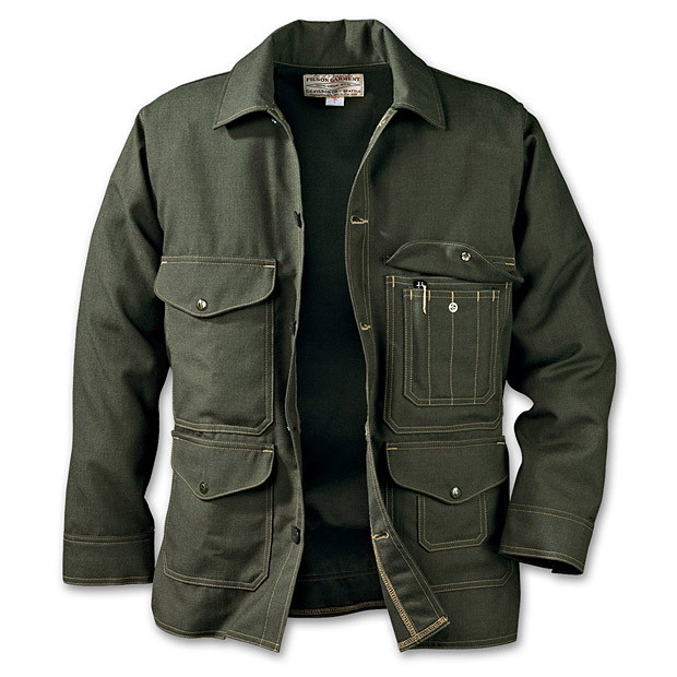 Filson Limited Forestry Cloth Cruiser No-16 at werd.com
