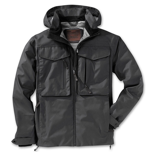 Filson x Levis Fishing Jacket at werd.com