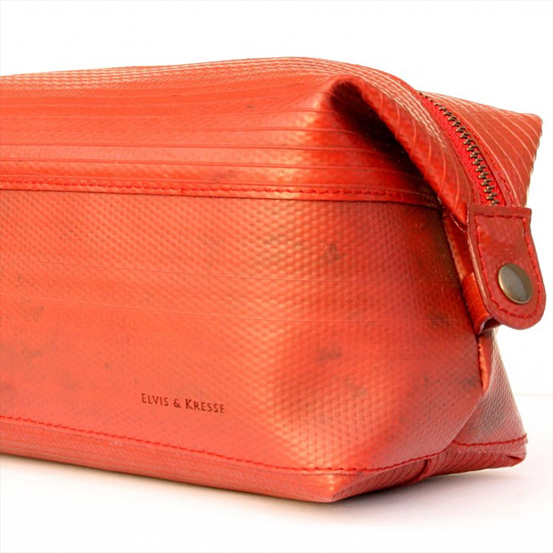 Fire Hose Dopp Kit at werd.com