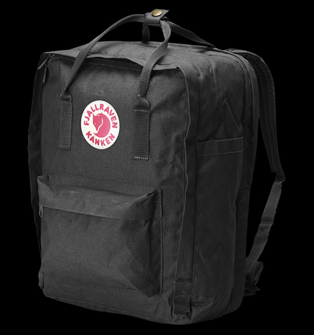 Fjllrven Kanken Commuter Pack at werd.com