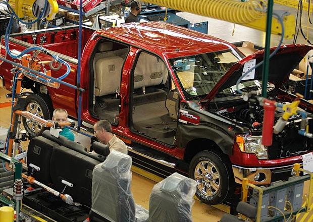 Ford factory autos weblog for General motors assembly line job description