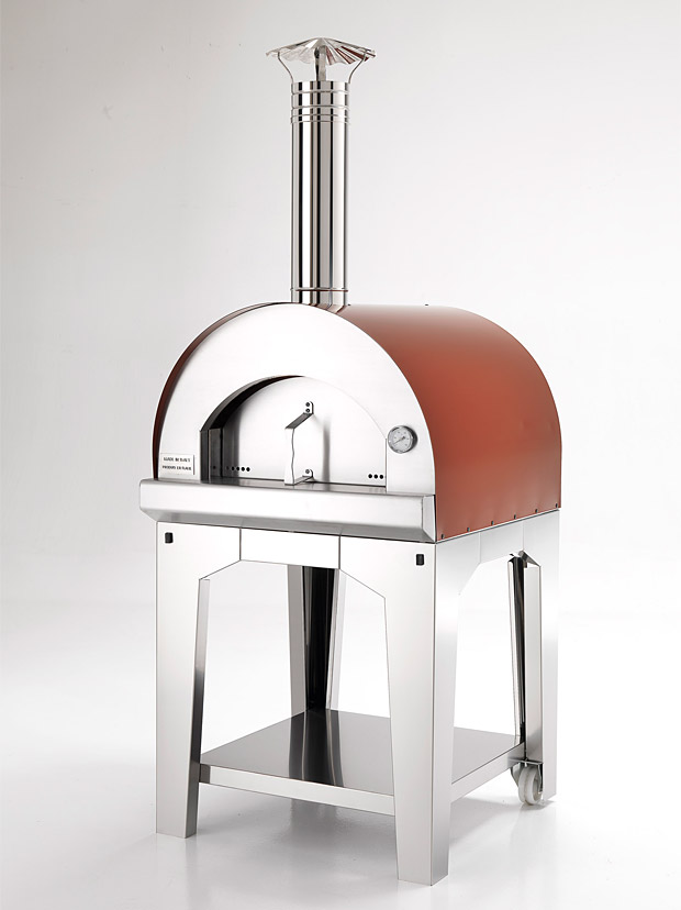 Forno Toscano Margherita Wood Burning Pizza Oven at werd.com