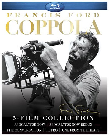 Francis Ford Coppola: 5-Film Collection at werd.com