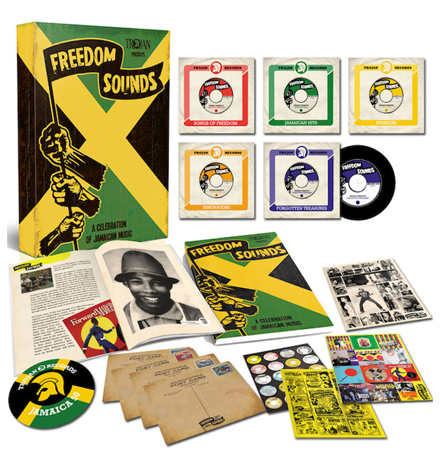Freedom Sounds: A Celebration of Jamaican Music at werd.com