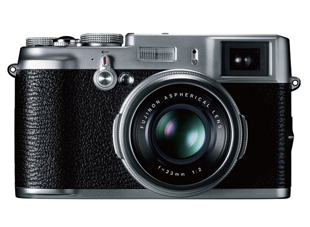 FujiFilm FinePix X100 at werd.com