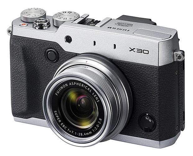 Fujifilm X30 at werd.com