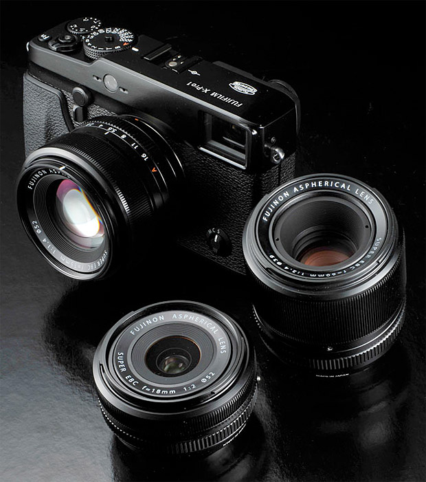 Fujifilm X-Pro1 at werd.com