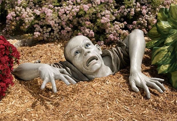 Garden Zombie at werd.com
