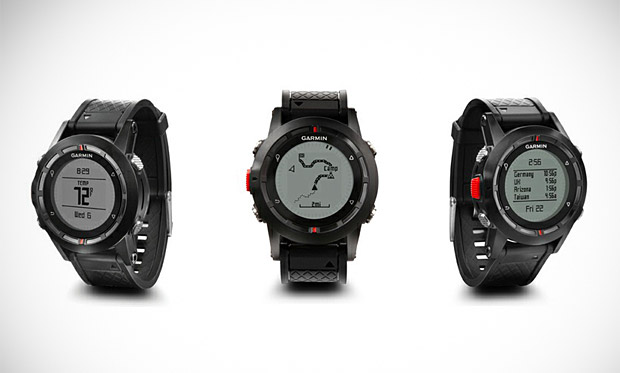 Garmin fēnix at werd.com
