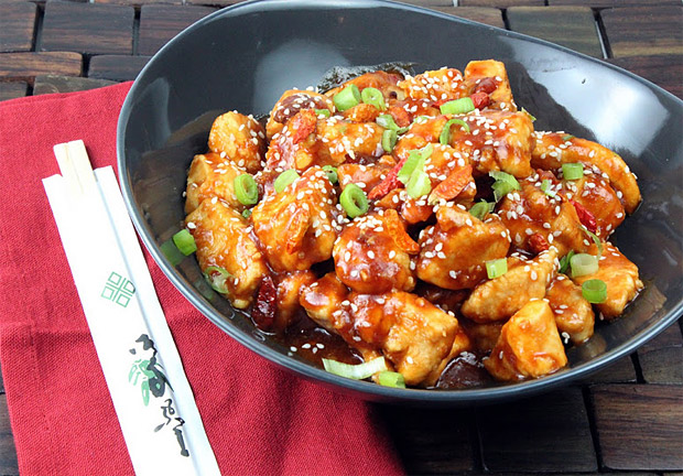 General Tso's Chicken at werd.com