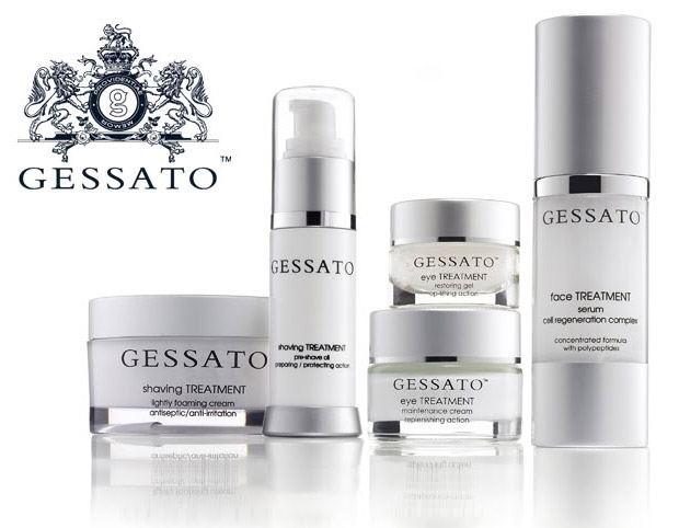 Gessato Men's Skin Care at werd.com