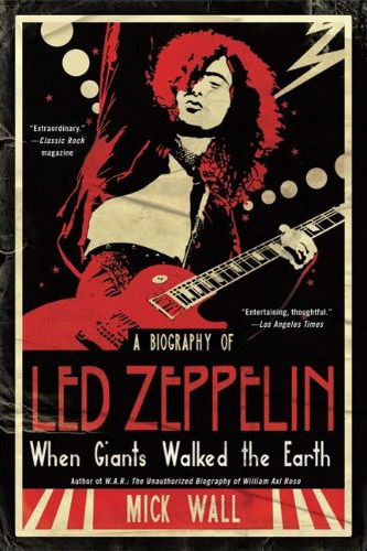 When Giants Walked the Earth: A Biography of Led Zeppelin at werd.com