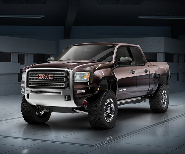 GMC Sierra All Terrain HD at werd.com
