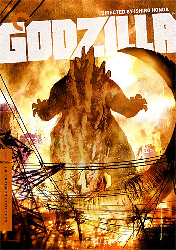 Godzilla Criterion Collection Edition at werd.com