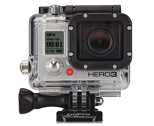 GoPro Hero3 at werd.com
