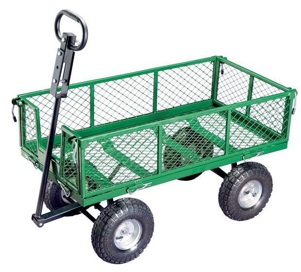Gorilla Utility Cart at werd.com