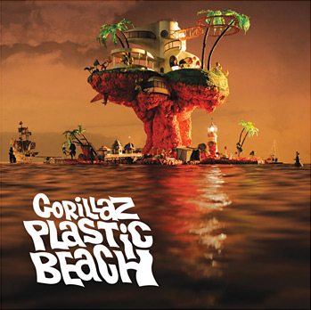 Plastic Beach by Gorillaz at werd.com