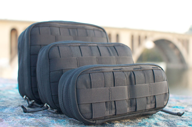 Goruck Field Pockets at werd.com