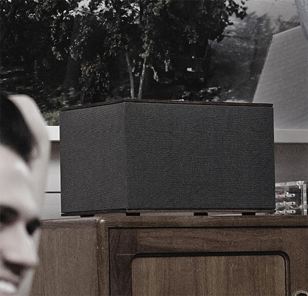 Grain Audio Passive Bookshelf System at werd.com