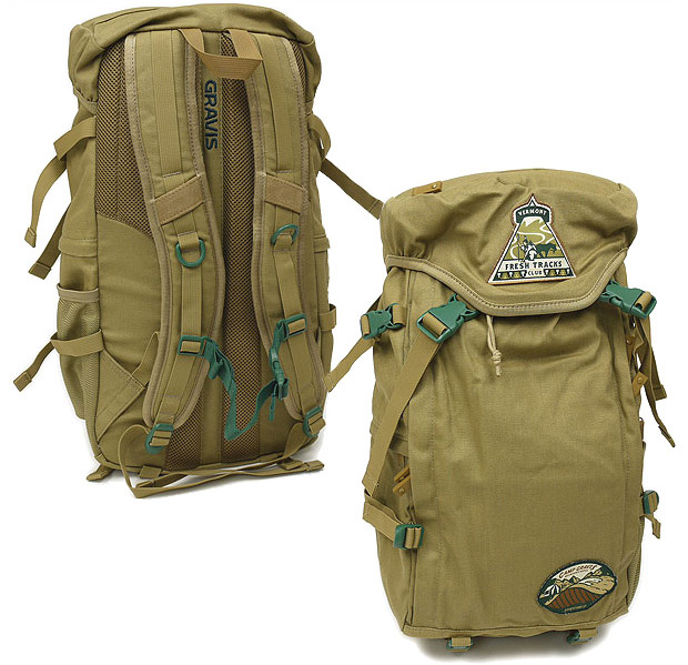 Gravis x Benny Gold Contra Expedition Rucksack at werd.com