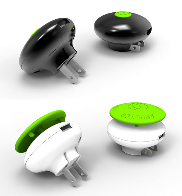 GreenZero Chargers at werd.com