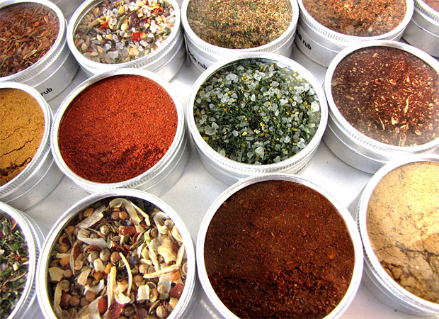 Grilling Spice Kits at werd.com