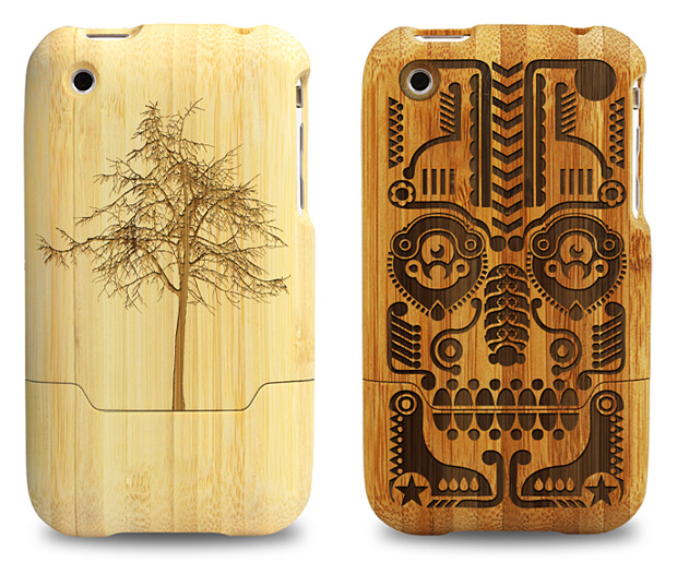 Grove Bamboo iPhone Cases – Artist Series at werd.com