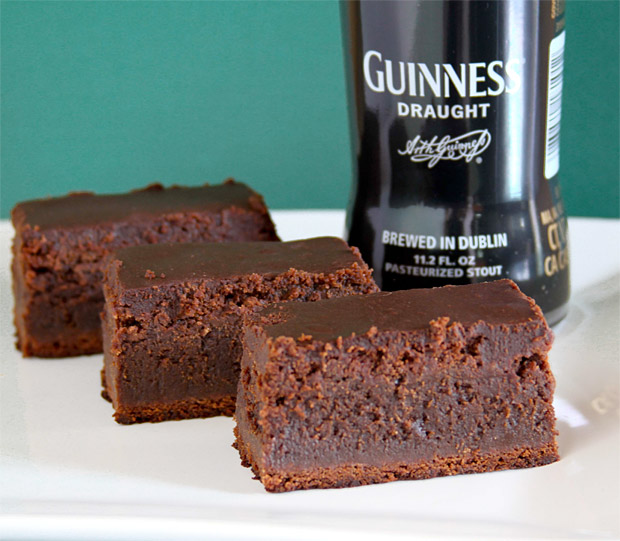 Guinness Brownies at werd.com