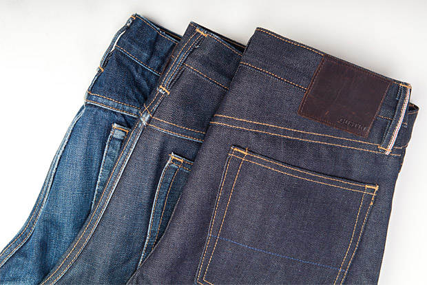 Gustin Crowd-sourced Denim at werd.com