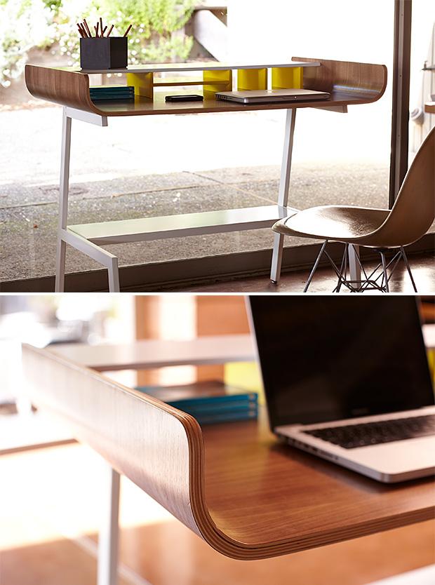 Half Pipe Desk at werd.com