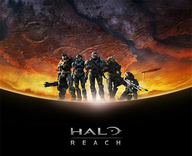 Halo Reach at werd.com